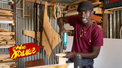 Instabiz: Why this Strathmore grad shunned the corporate world for a carpentry business