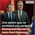 Appliquer la réforme des retraites qu'aux seuls nouveaux entrants ? Delevoye et Macron divisés