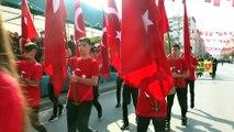 29 Ekim Cumhuriyet Bayramı kutlanıyor -SİVAS