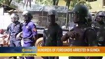 Guinée : arrestation de centaines de ressortissants étrangers [Morning Call]