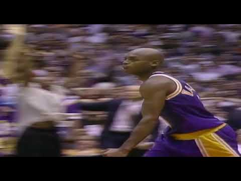 1995 NBA Playoffs - Nick Van Exel'den Lakers'a Maçı Getiren Sayı!