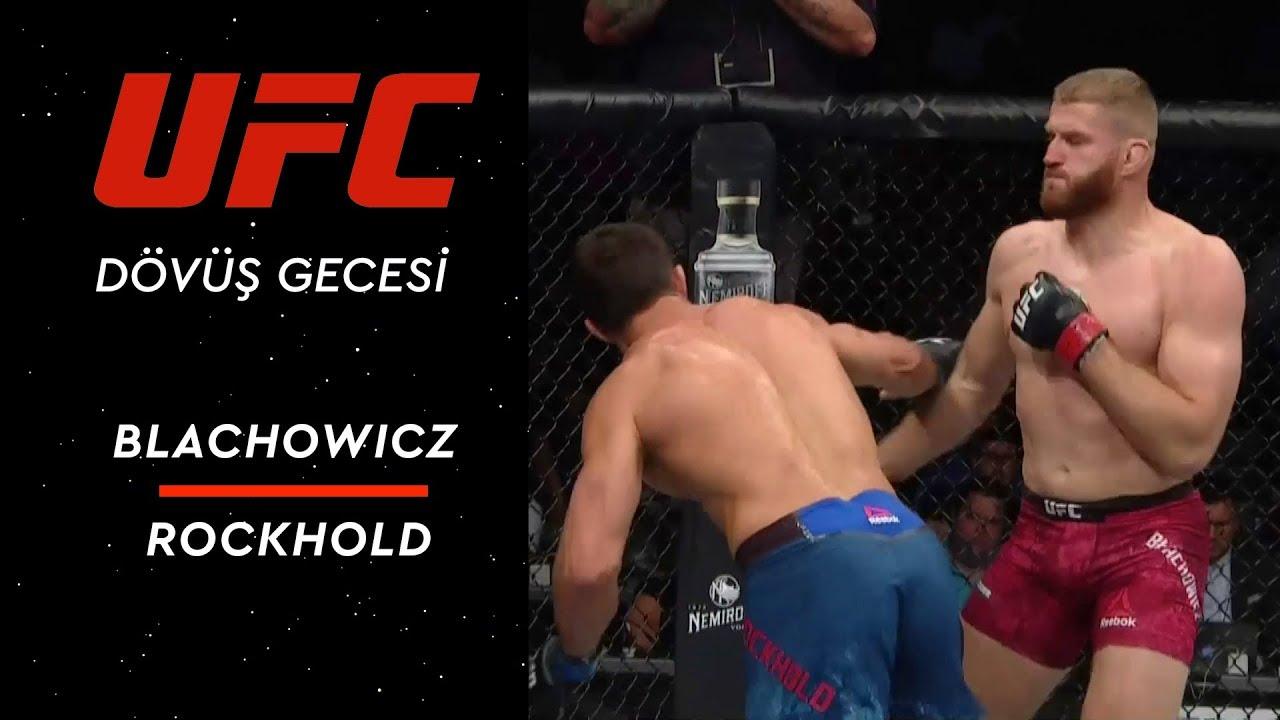 UFC 239 | Blachowicz vs Rockhold