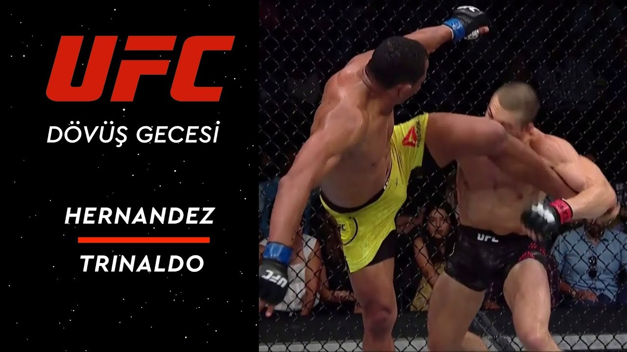 UFC Fight Night | Hernandez vs Trinaldo