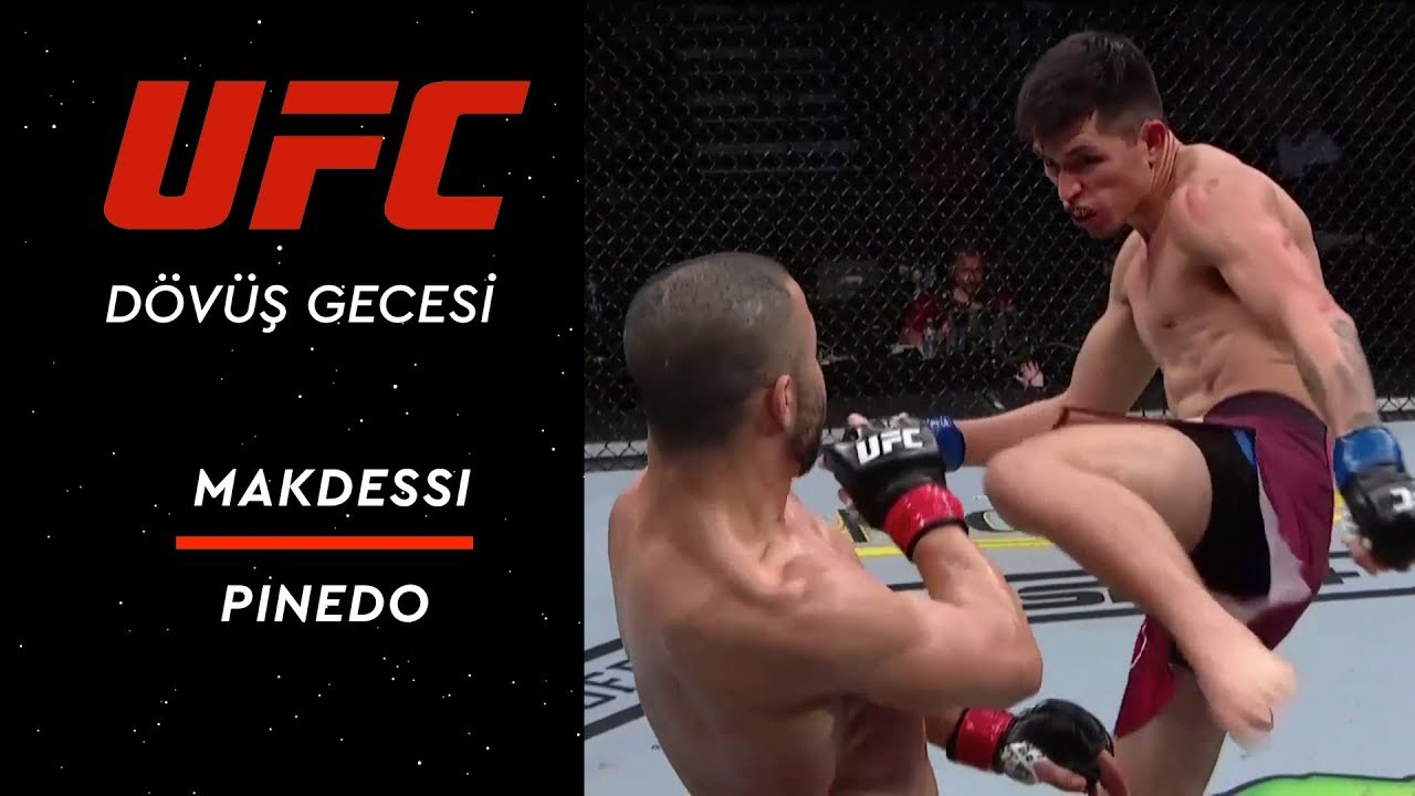 UFC Fight Night 148 | Makdessi vs Pinedo