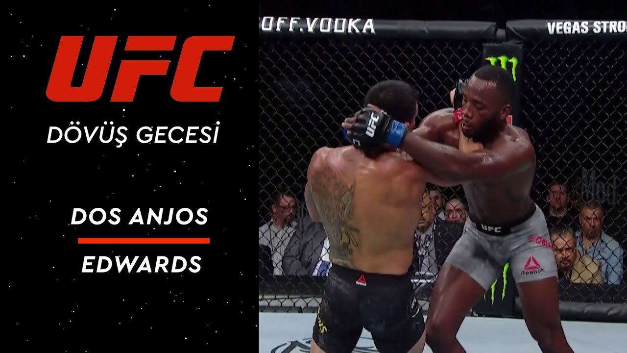 UFC Fight Night | Dos Anjos vs Edwards