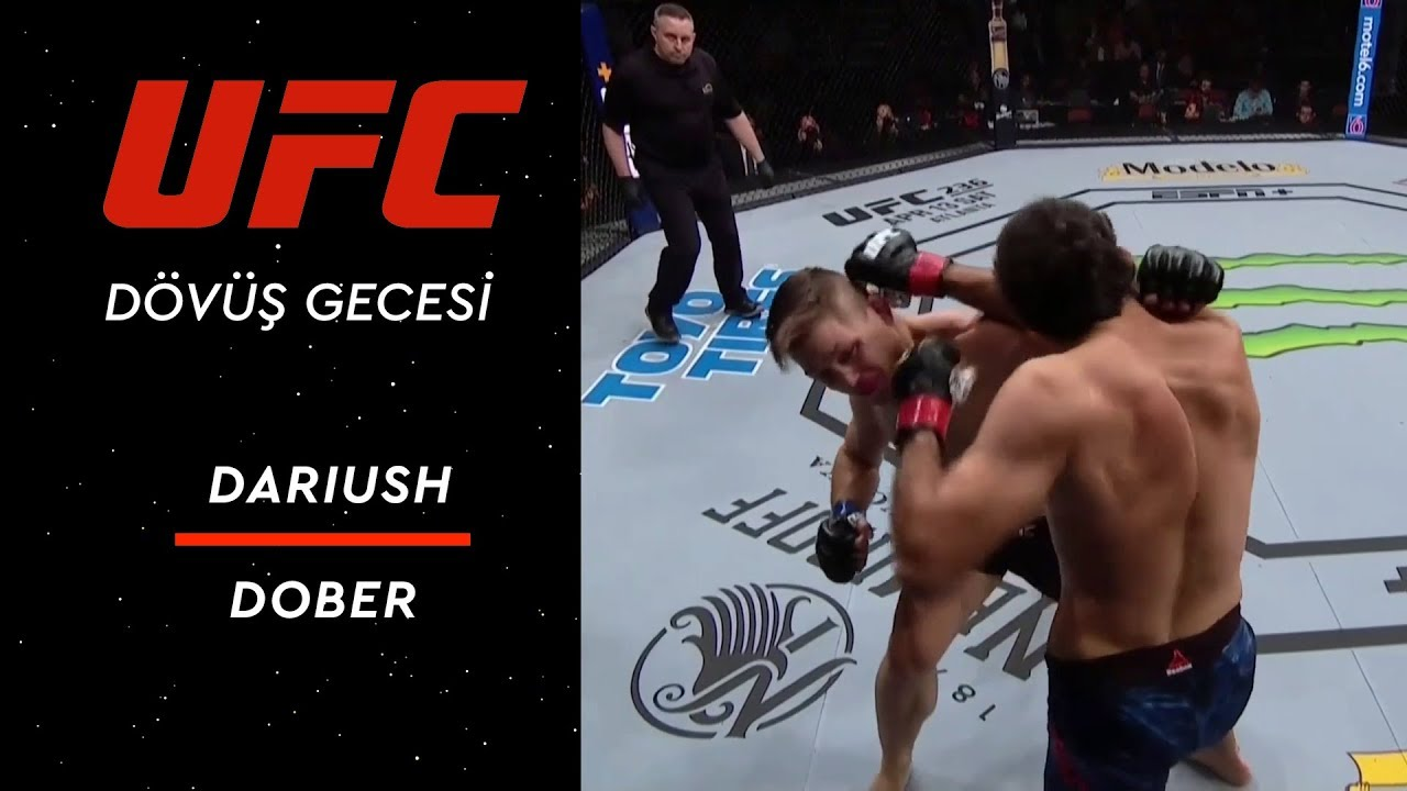 UFC Fight Night 146 | Dariush vs Dober