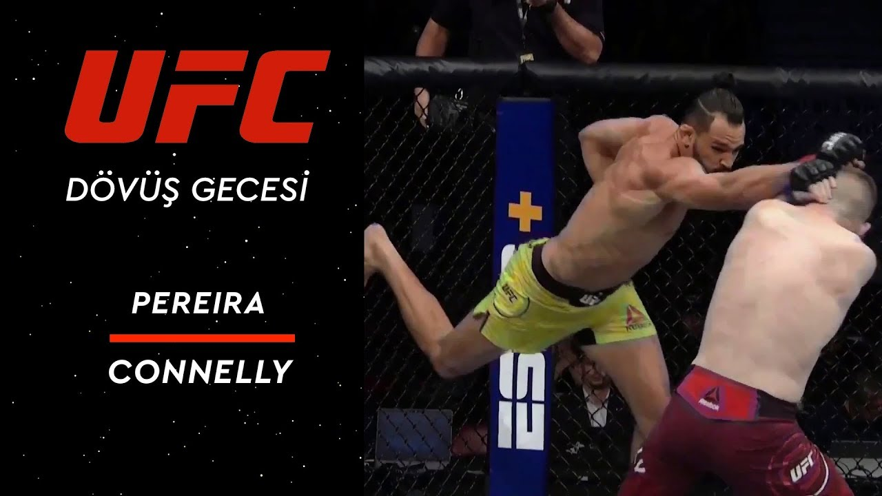 UFC Fight Night 158 | Pereira vs Connelly