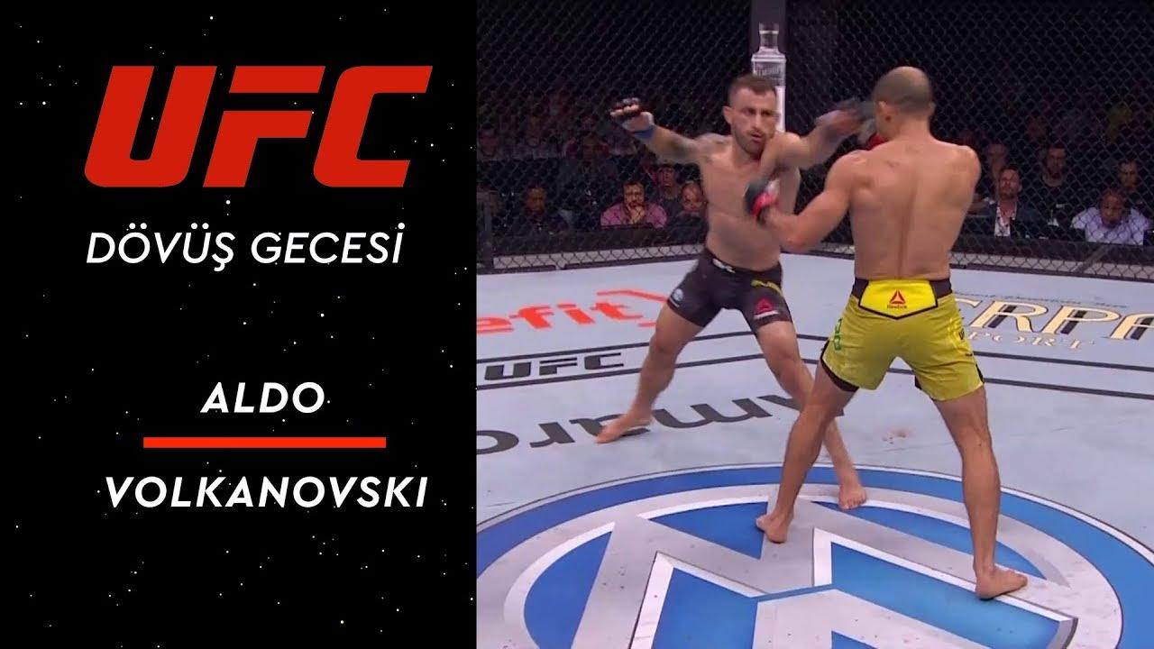 UFC 237 | Aldo vs Volkanovski