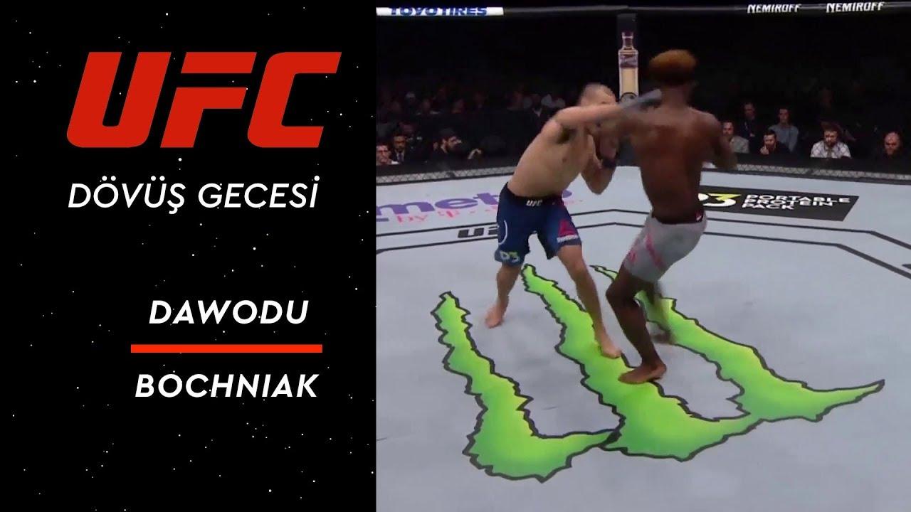 UFC 231 | Dawodu vs Bochniak