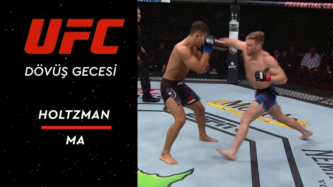 UFC on ESPN 5 | Holtzman vs Ma
