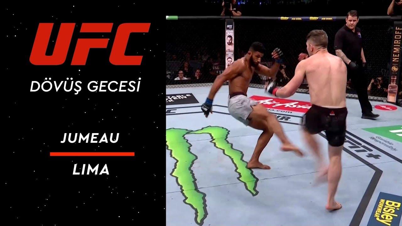 UFC 243 | Jumeau vs Lima