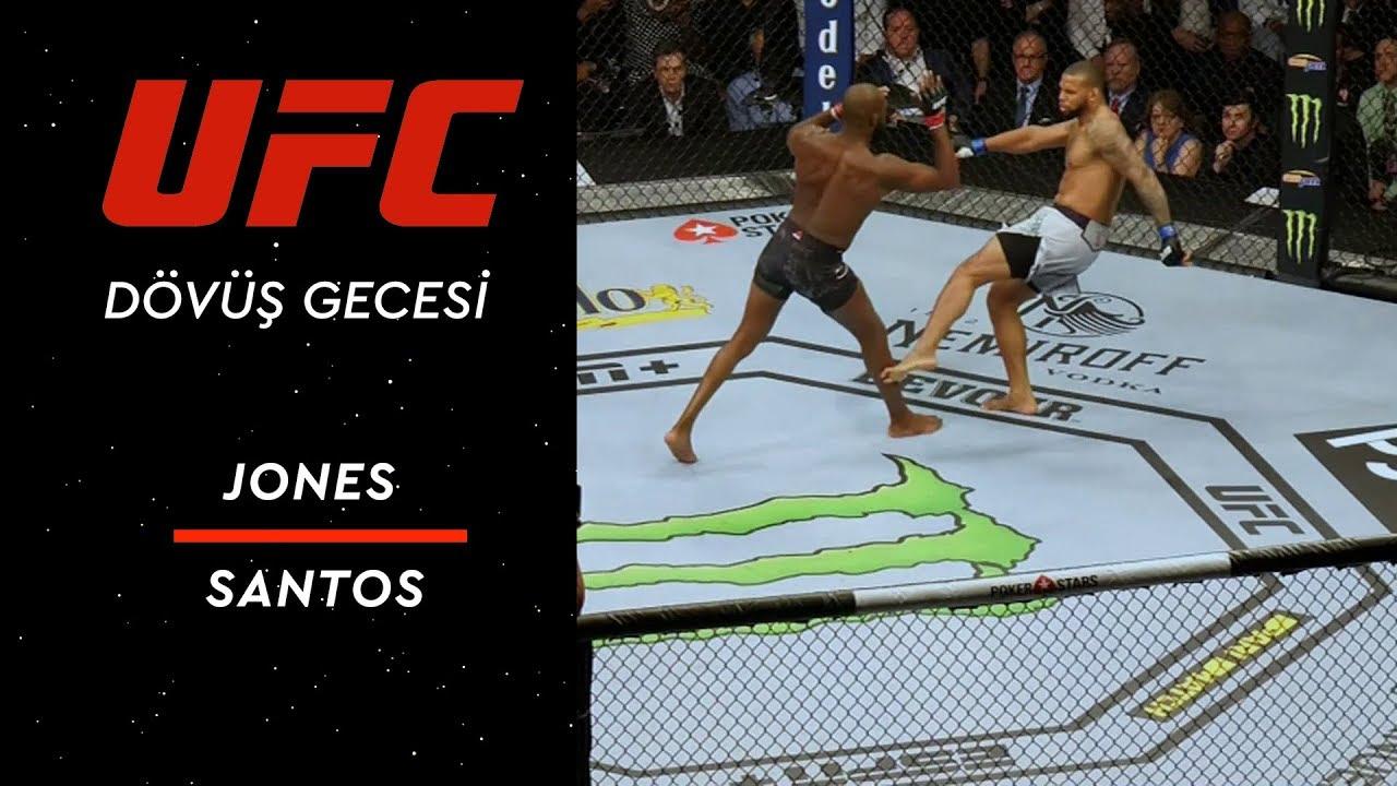 UFC 239 | Jones vs Santos