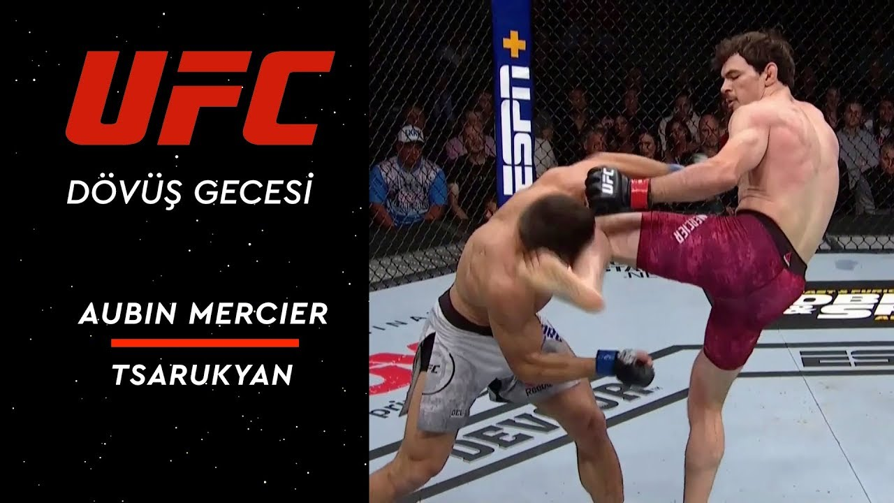 UFC 240 | Aubin-Mercier vs Tsarukyan