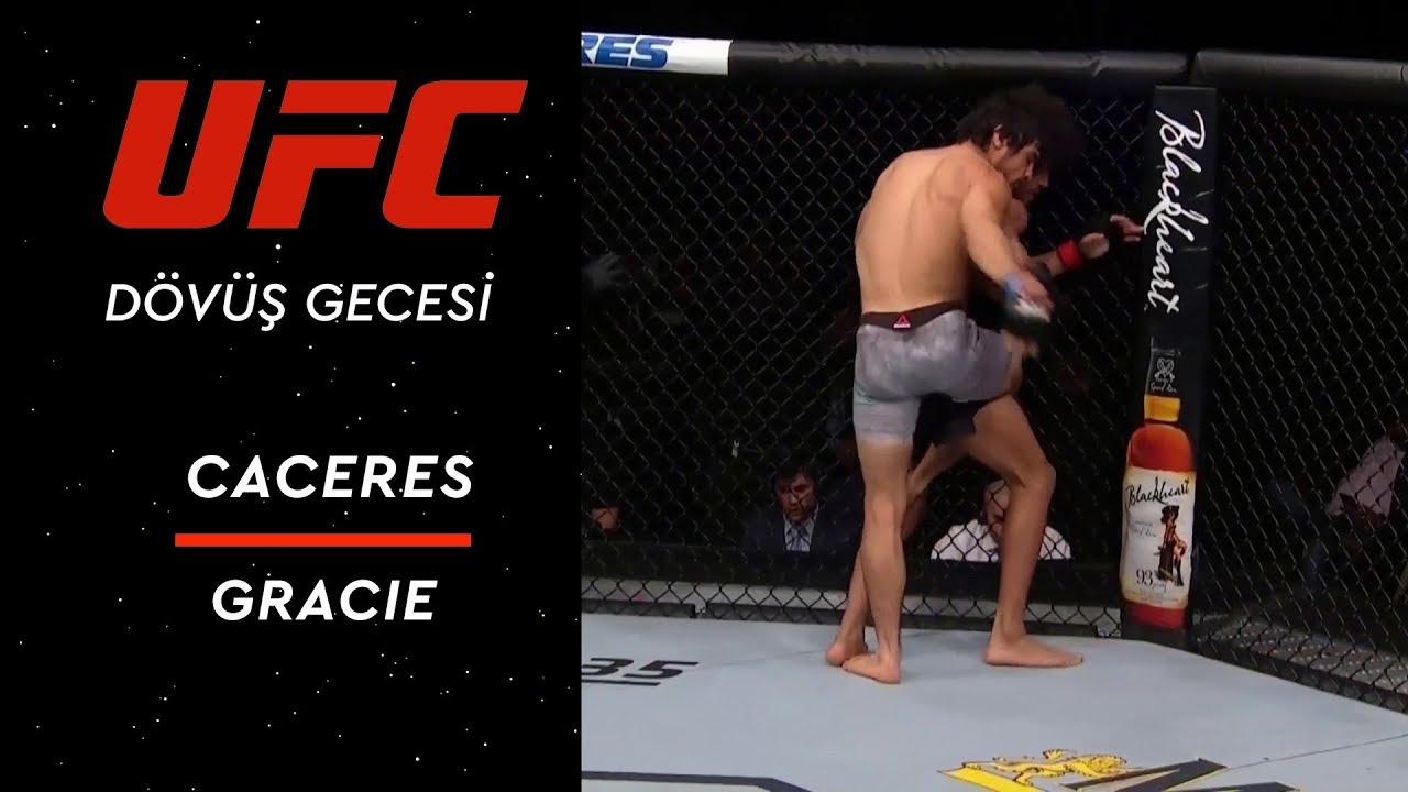 UFC on ESPN | Caceres vs Gracie