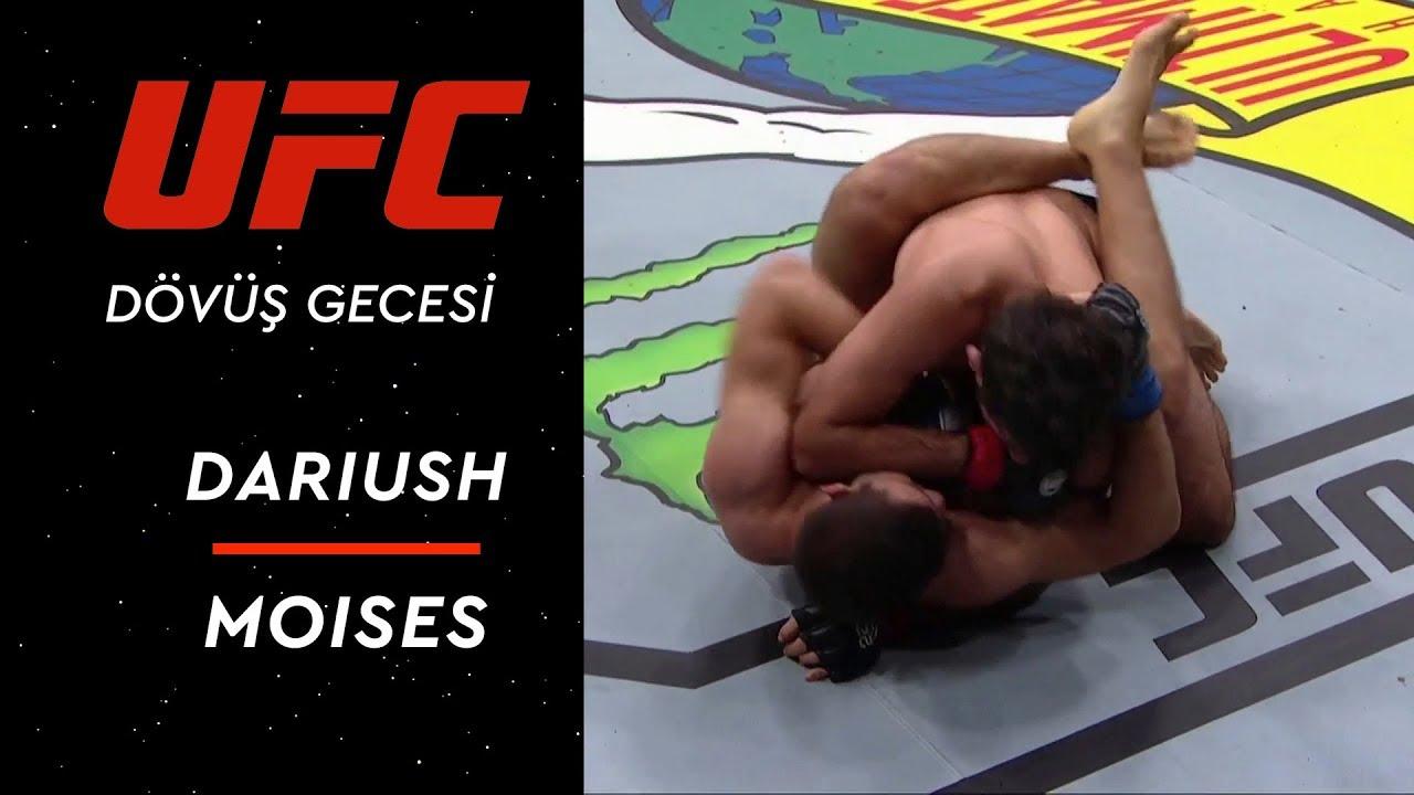 UFC Dövüş Gecesi  Dariush vs Moises