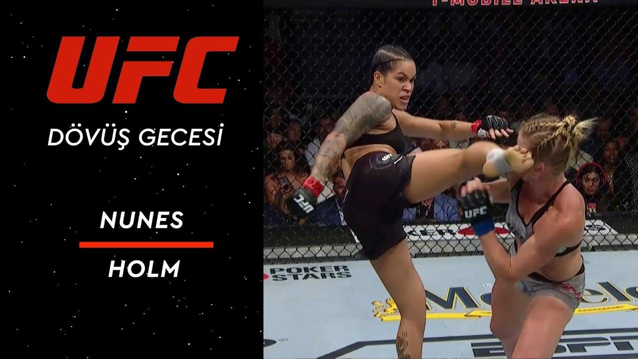 UFC 239 | Nunes vs Holm