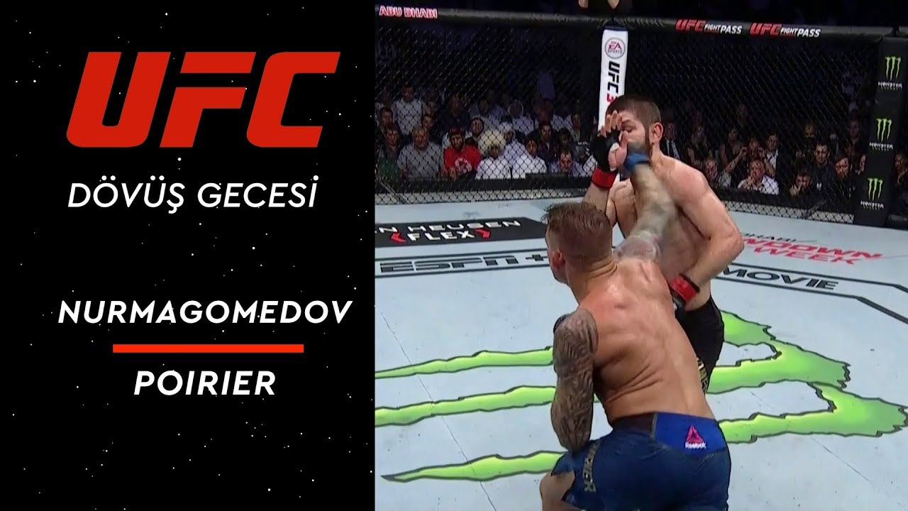UFC 242 | Khabib Nurmagomedov vs Dustin Poirier