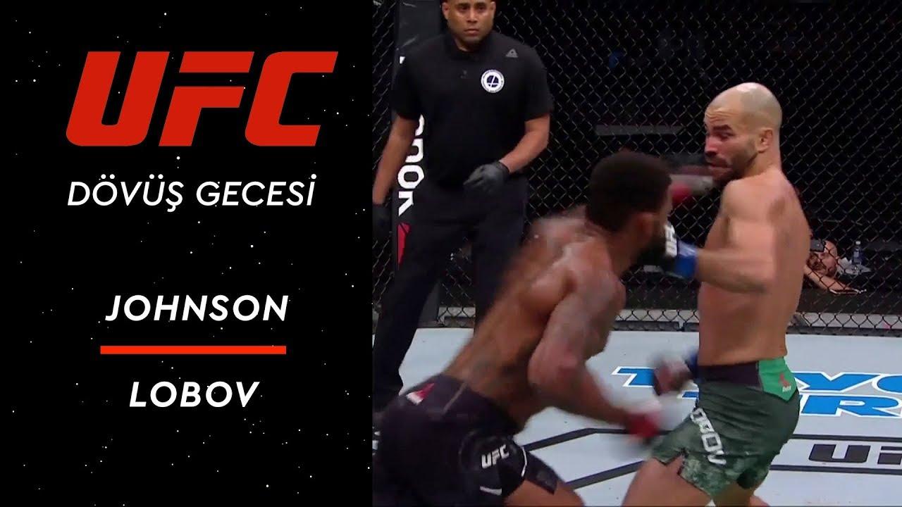 UFC Dövüş Gecesi | Johnson vs Lobov
