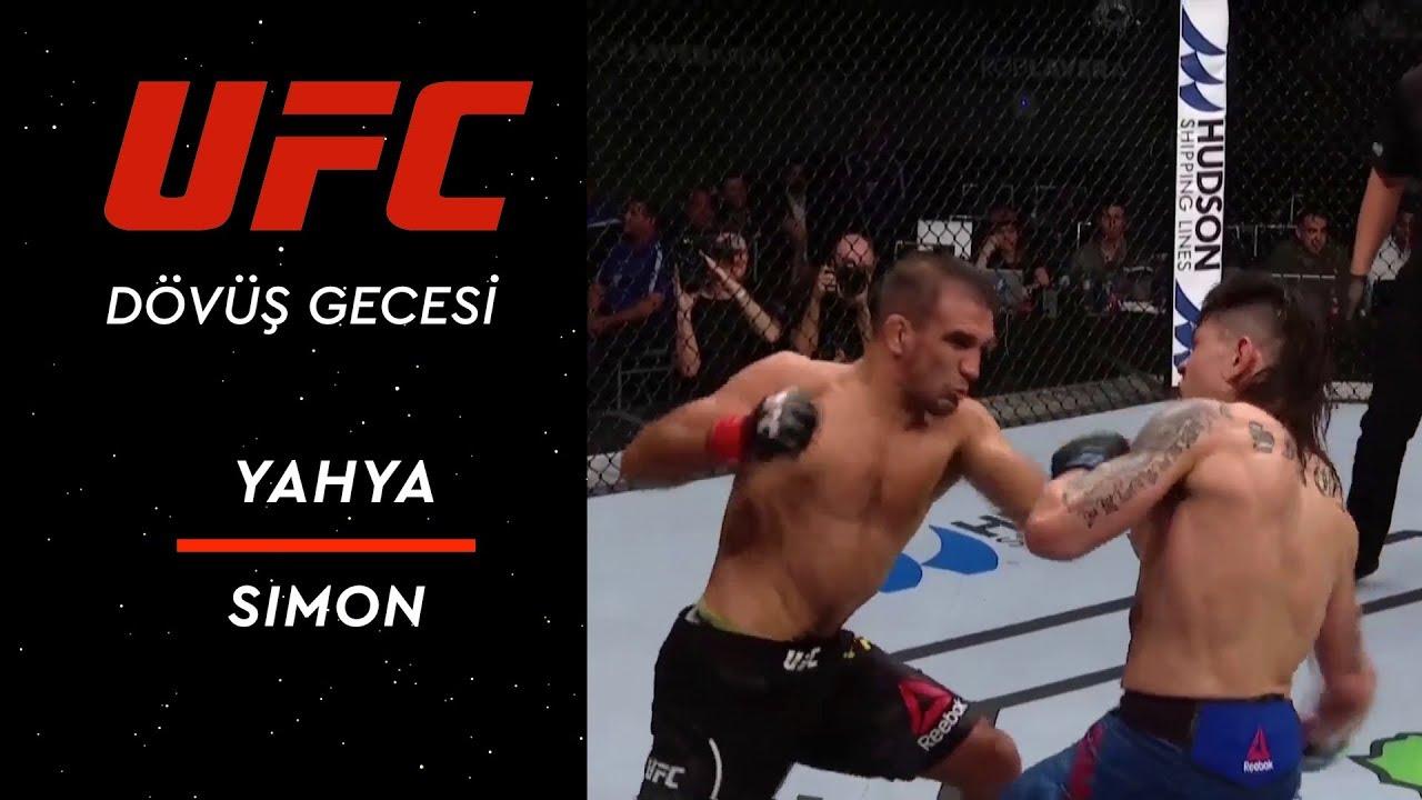 UFC 234 | Yahya vs Simon