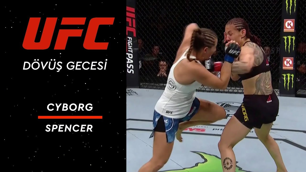 UFC 240 | Cyborg vs Spencer