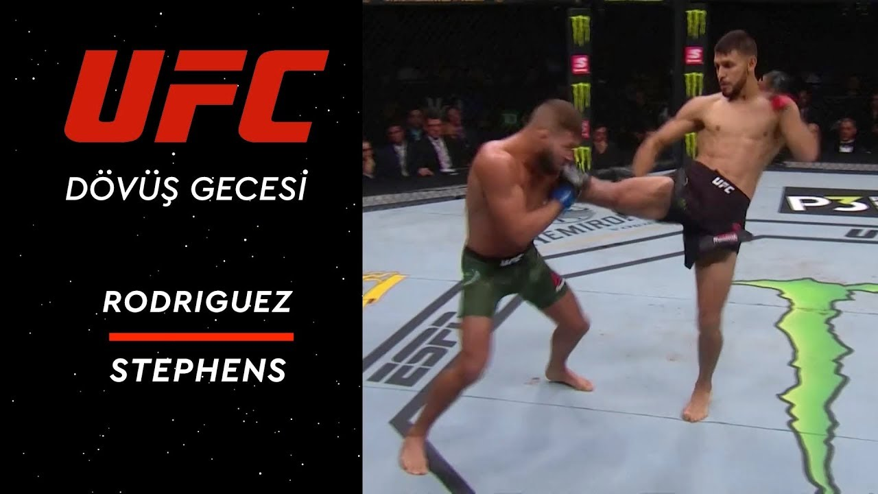 UFC on ESPN 6 | Rodriguez vs Stephens