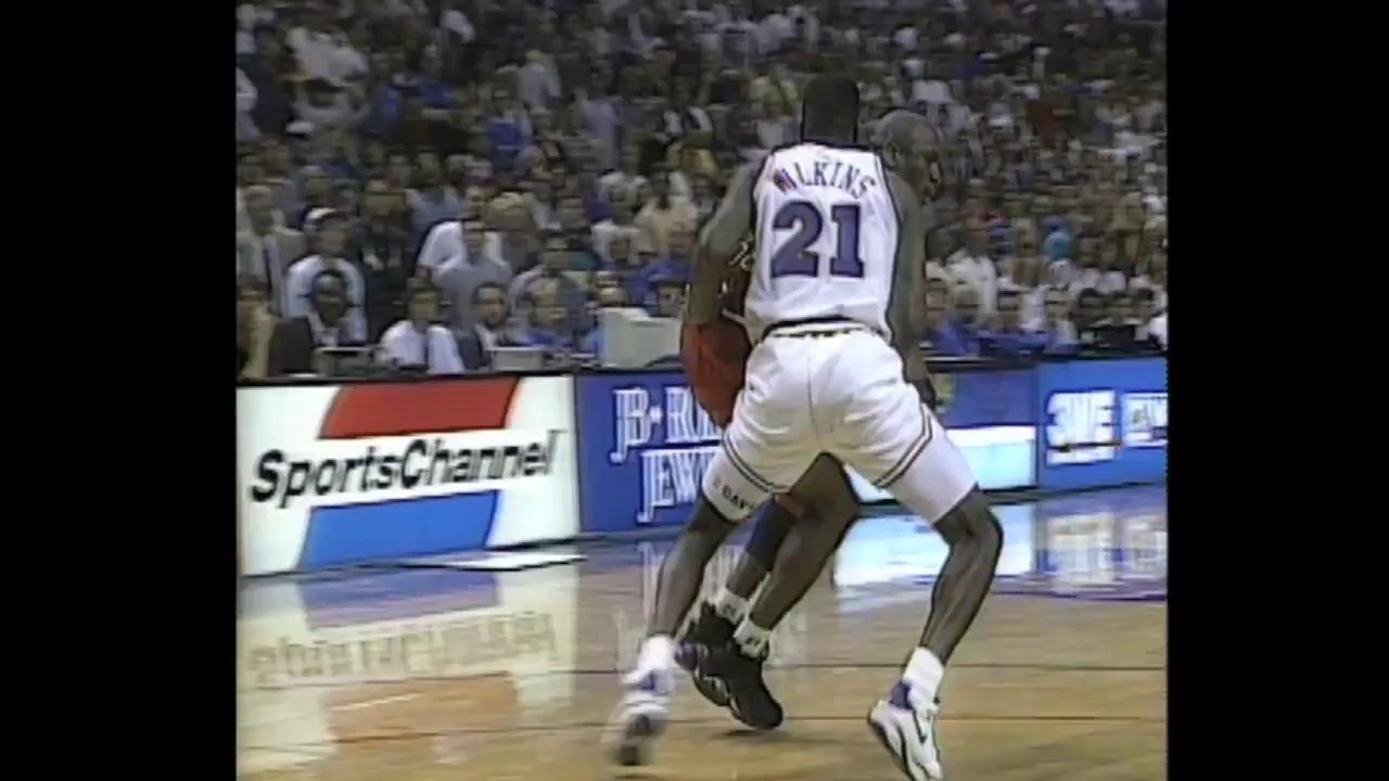 Michael Jordan'ın Unutulmaz Game-Winner'ı!