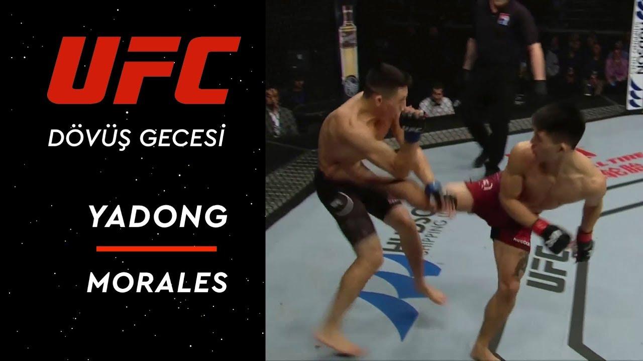 UFC Dövüş Gecesi | Yadong vs Morales