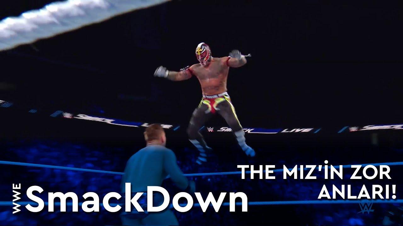 WWE SmackDown | The Miz'in Zor Anları! (Türkçe Anlatım)