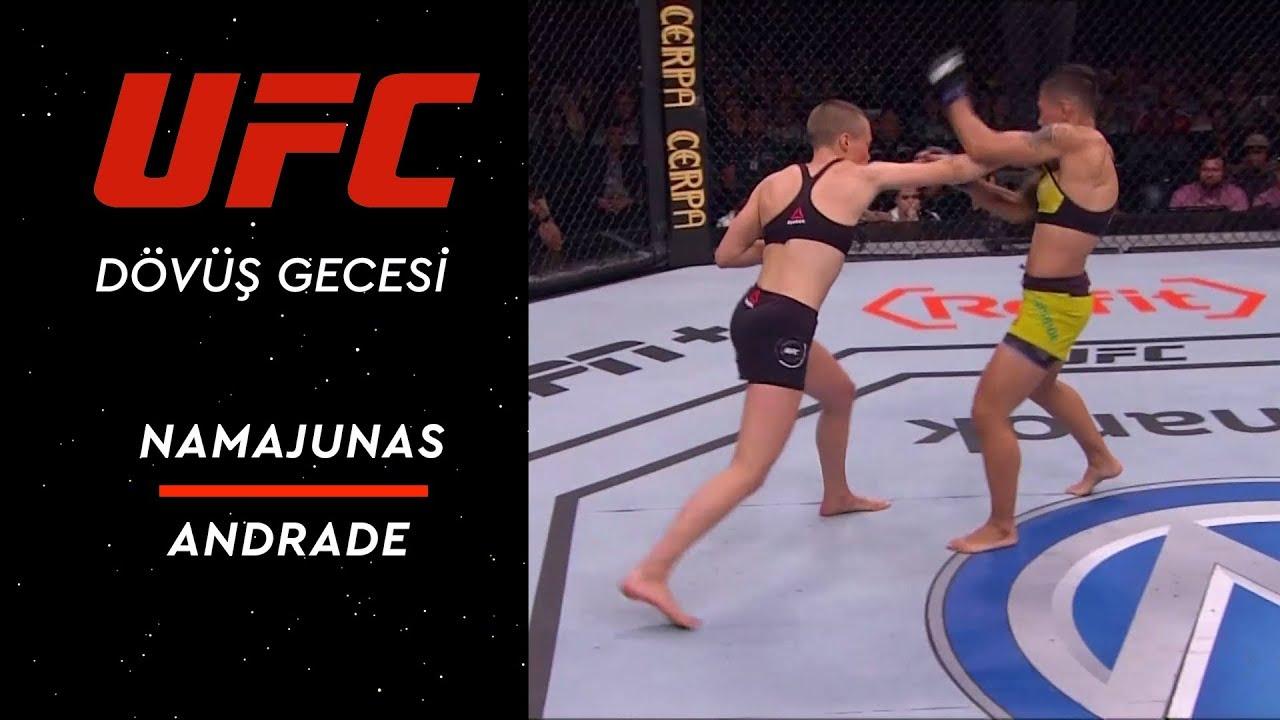 UFC 237 | Namajunas vs Andrade