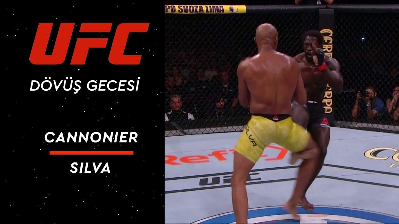 UFC 237 | Cannonier vs Silva