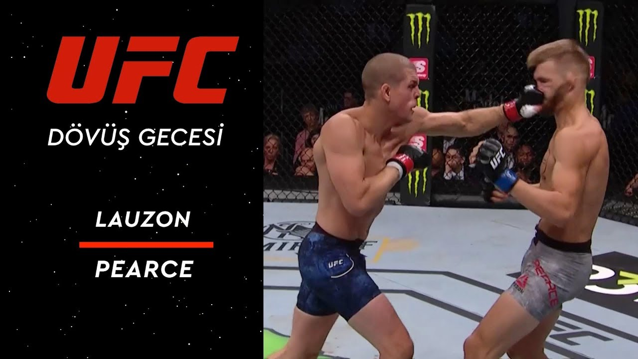 UFC on ESPN 6 | Lauzon vs Pierce