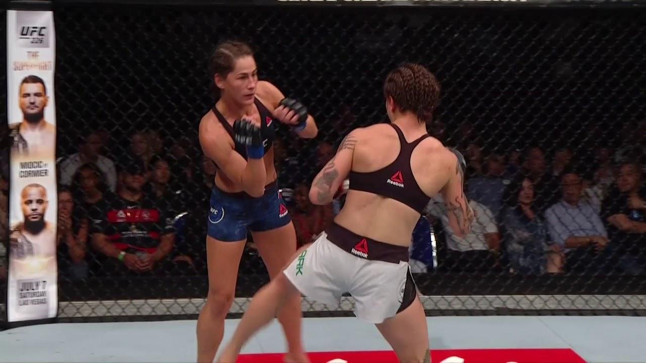 Jessica Eye - Jessica-Rose Clark | UFC Dövüş Gecesi Singapur