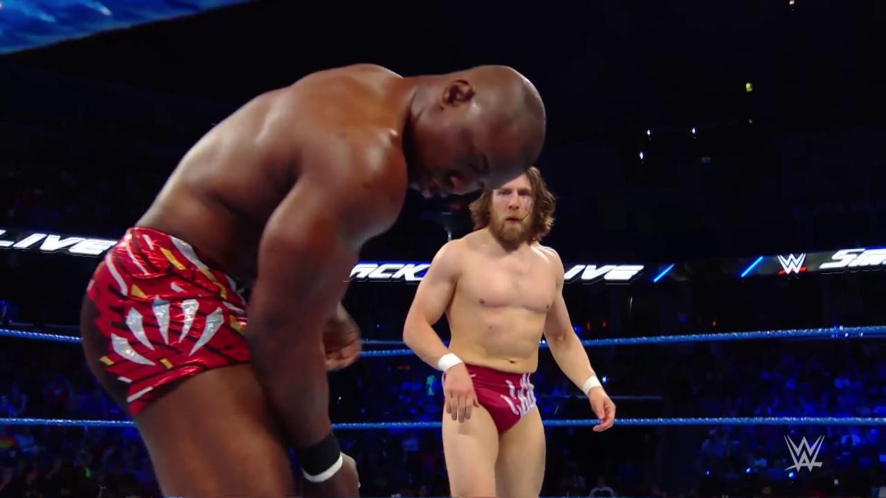 SmackDown' da  Daniel Bryan - Shelton Benjamin Kapışması!