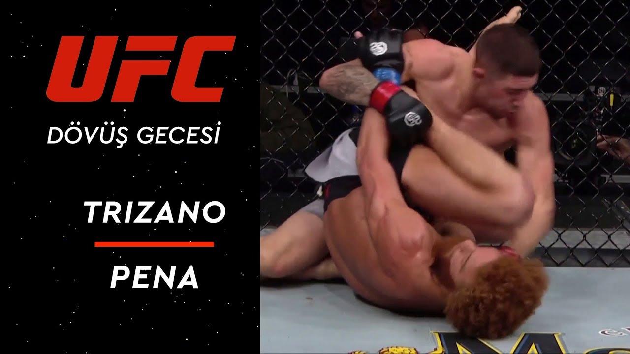 UFC Dövüş Gecesi | Trizano vs Pena