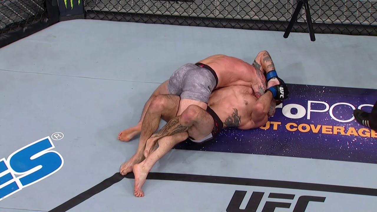 Gregor Gillespie - Vinc Pichel | UFC Dövüş Gecesi New York