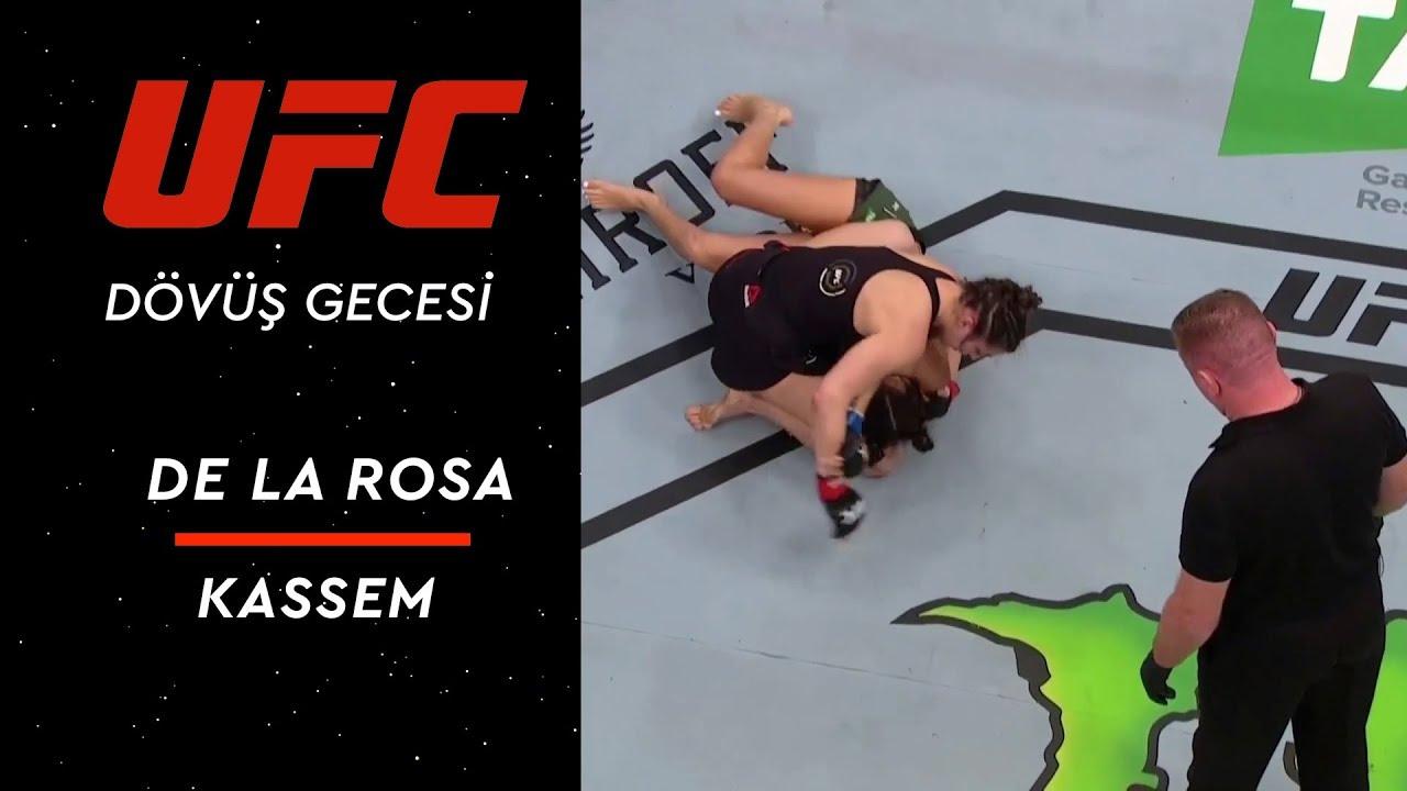 UFC 234 | De La Rosa vs Kassem