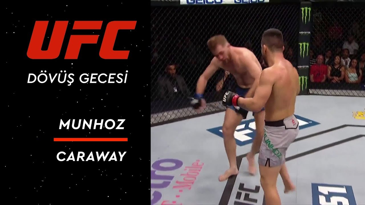 The Ultimate Fighter Season 28 Finale | Munhoz vs Caraway