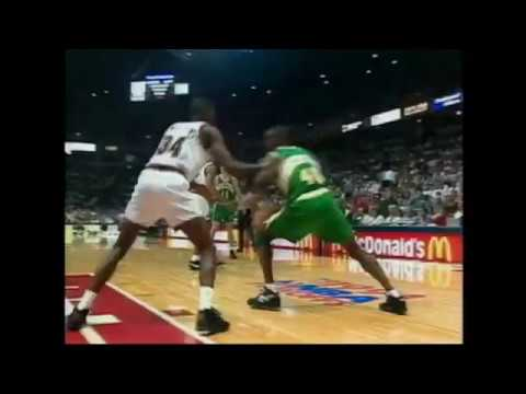 1994 NBA Playoffs - Nuggets vs Supersonics
