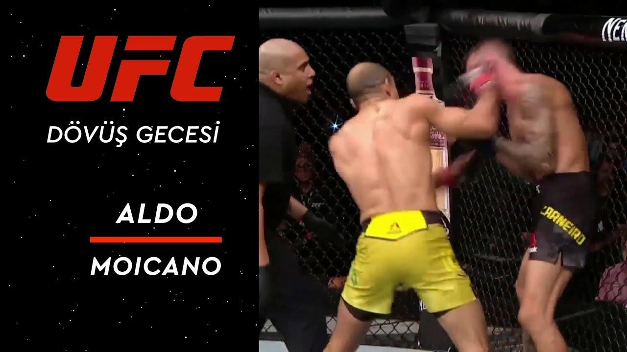 UFC Dövüş Gecesi 144 | Aldo vs Moicano