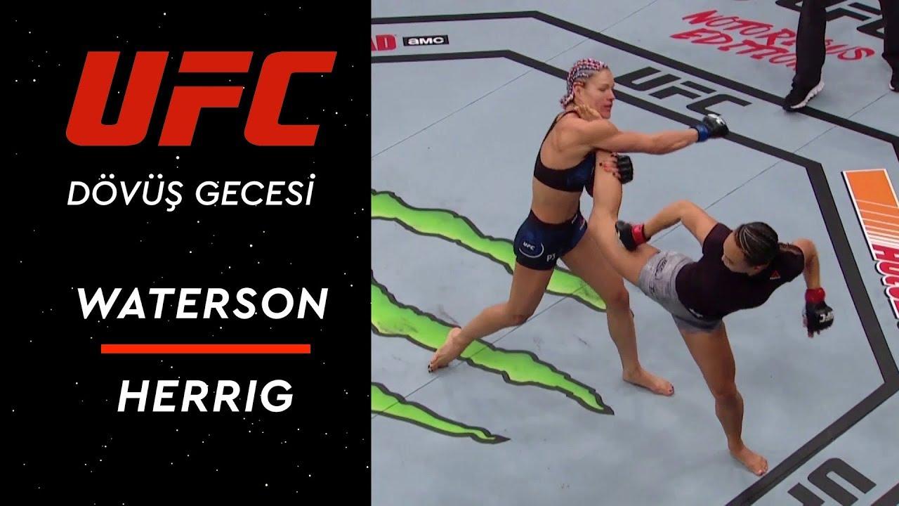 UFC 229 | Waterson - Herrig