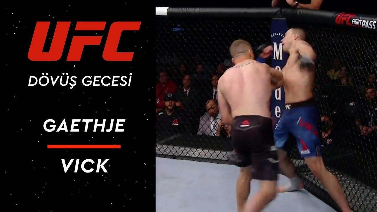 UFC Dövüş Gecesi Lincoln | Gaethje - Vick