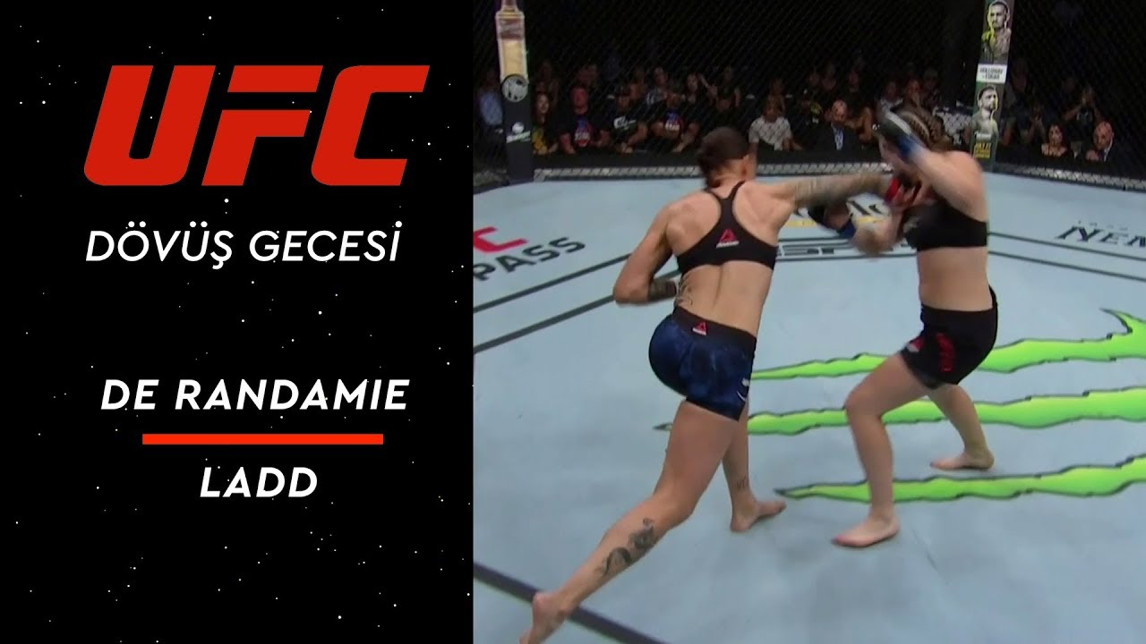 UFC Fight Night 155 | De Randamie vs Ladd