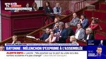 """Selon Jean-Luc Mélenchon, l'attaque contre la mosquée de Bayonne est le symbole d'une """"stigmatisation des musulmans"""""""