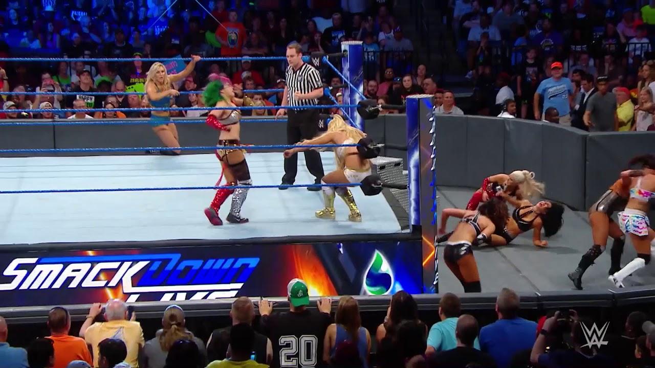 WWE SmackDown'da Kaos!