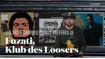 Les trois samples de jazz préférés de Fuzati, rappeur du Klub des Loosers