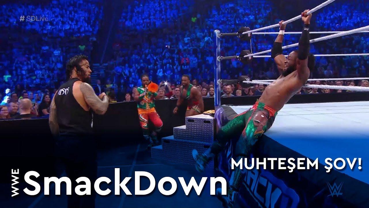 WWE SmackDown | Muhteşem Şov! (Türkçe Anlatım)