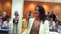 Inés Arrimadas está embarazada