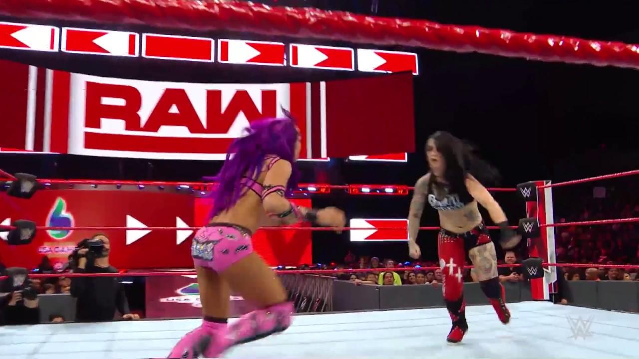 WWE Raw' da Akıl Oyunları!