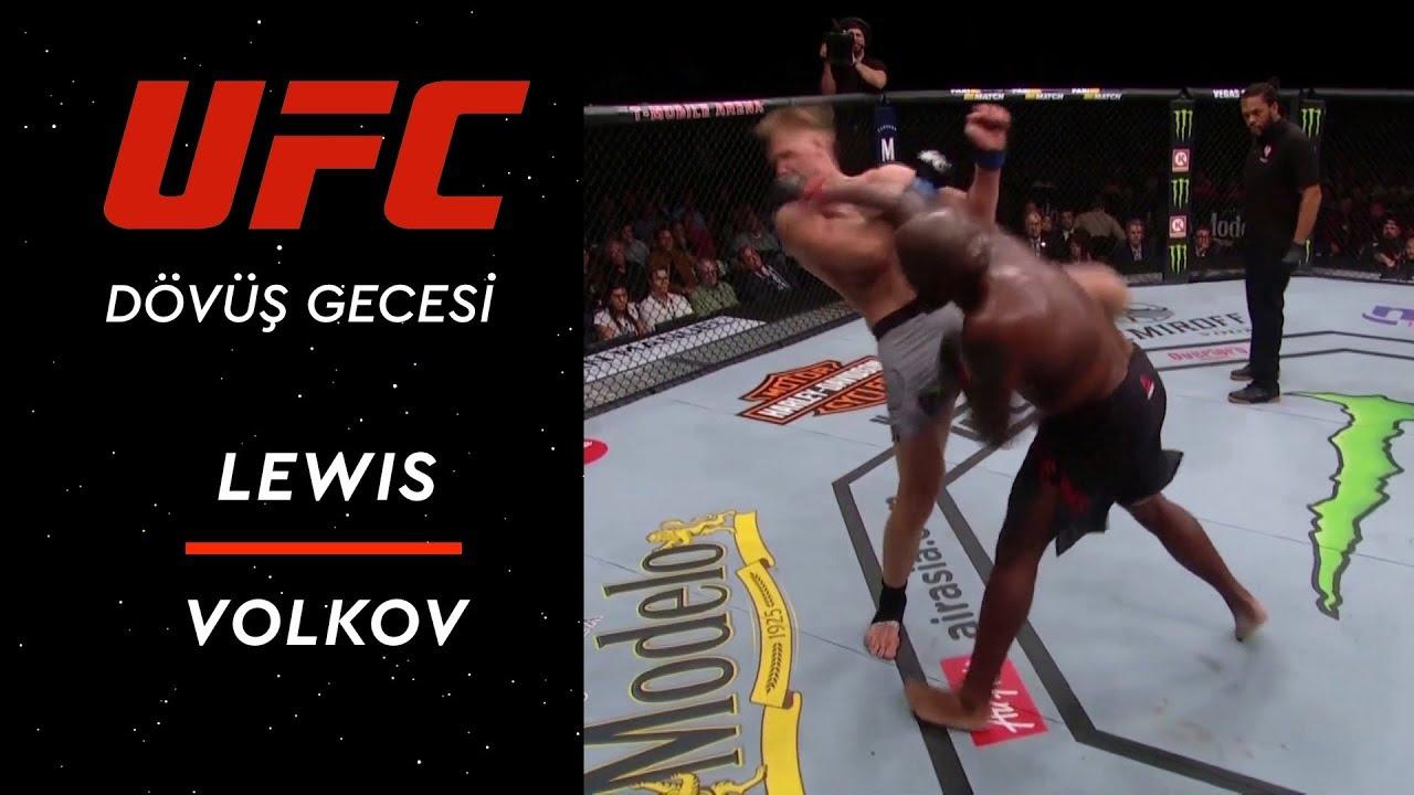 UFC 229 | Lewis - Volkov