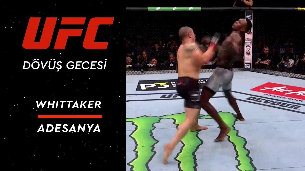 UFC 243 | Whittaker vs Adesanya